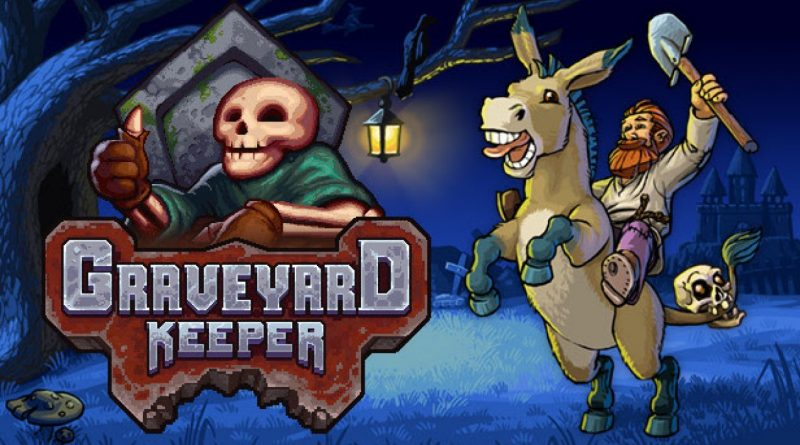 Graveyard Keeper – Lazy Bear Games ! Recensione