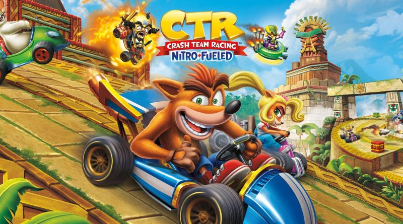 Crash Team Racing Nitro-Fueled – Recensione
