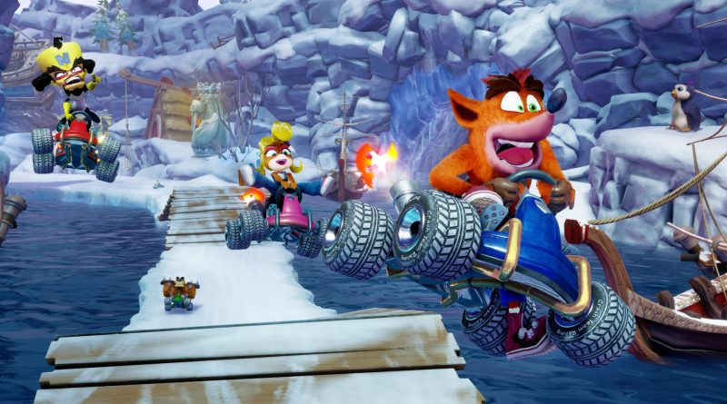 Crash Team Racing Nitro-Fueled – Recensione PS4 e Xbox One