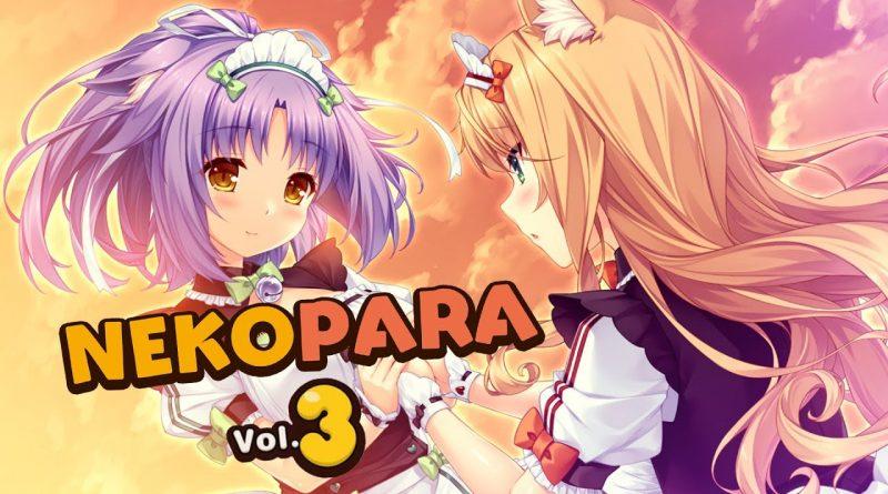 """Videorescensione: """"Nekopara vol. 3"""""""
