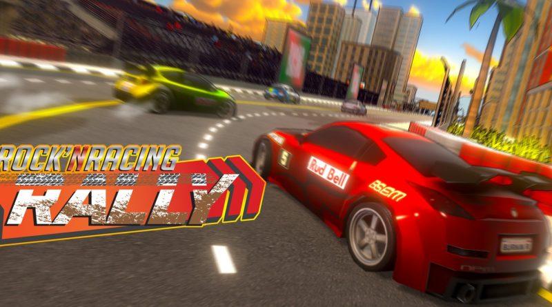 Videorecensione: Rally Rock 'N Racing