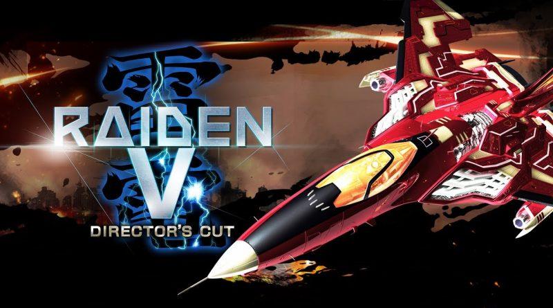 Raiden V: Director's Cut – Recensione