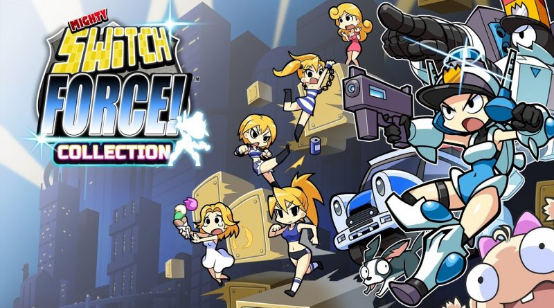 Mighty Switch Force! Collection – Recensione