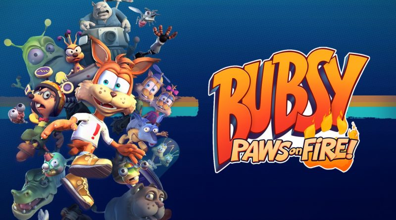 Bubsy: Paws on Fire – Recensione