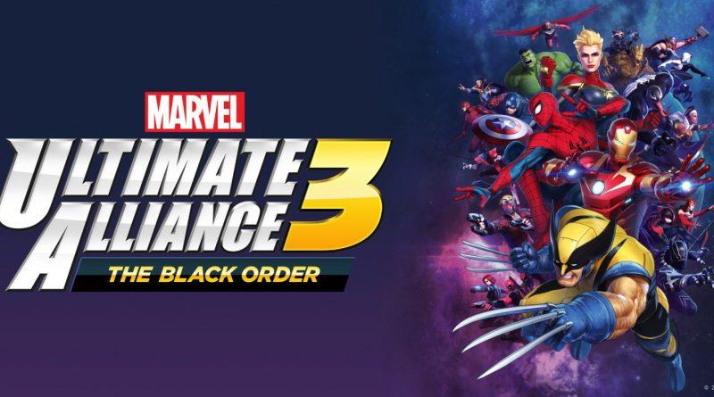 Marvel Ultimate Alliance 3: The Black Orde – Recensione.