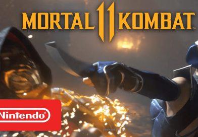 Mortal Kombat 11, nuovo aggiornamento per Nintendo Switch.