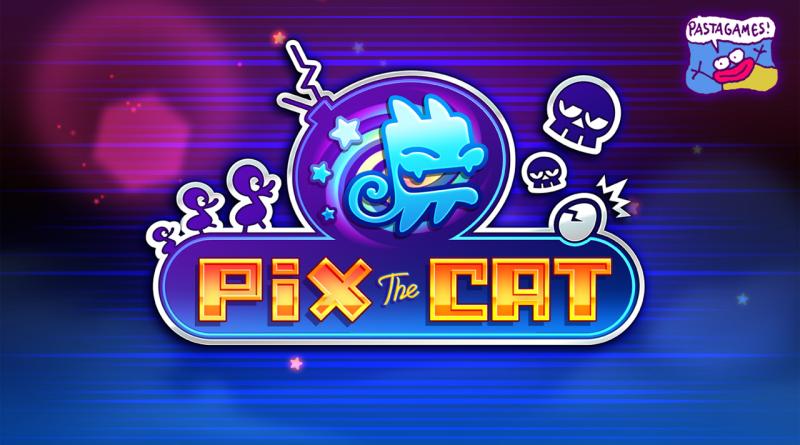 "Pix the Cat – recensione ""un puzzle game dannatamente folle!"""