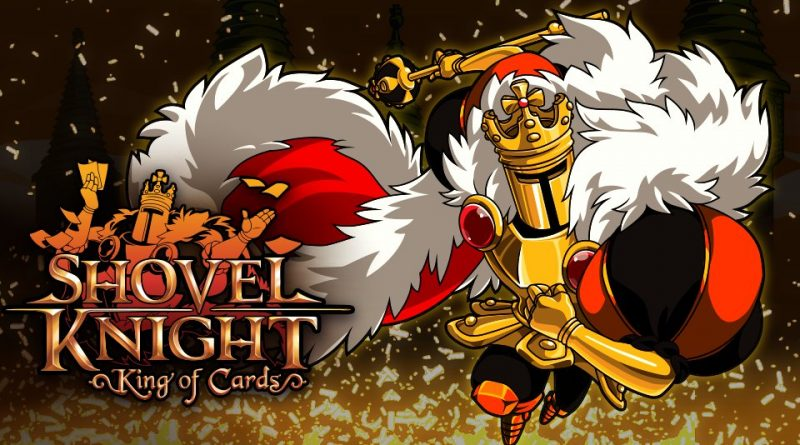 Shovel Knight: King of Cards Gamescom 2019, tutto figo tutto bello ma gli amiibo?