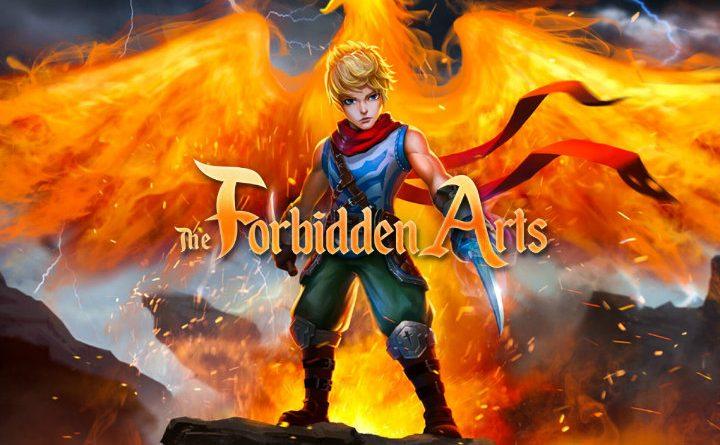 The Forbidden Arts – Recensione.
