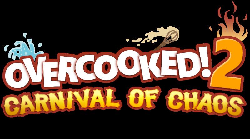 """Résultat de recherche d'images pour """"logo overcooked 2 carnival of chaos"""""""