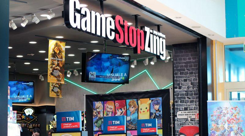 Gamestop: le azioni aumentano a dismisura.