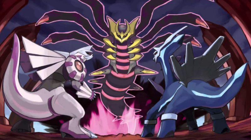Pokemon Diamante Lucente e Pokemon Perla Splendente