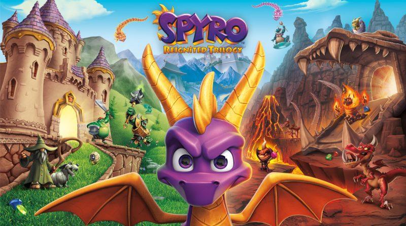 Spyro Reignited Trilogy – Recensione
