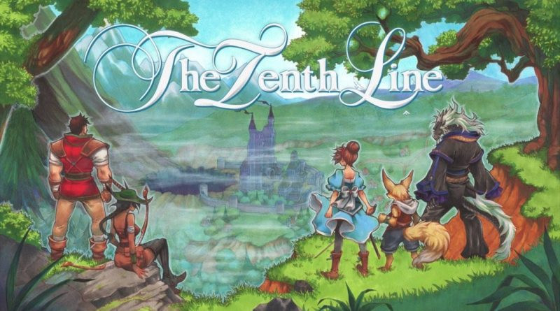 The tenth line – Recensione