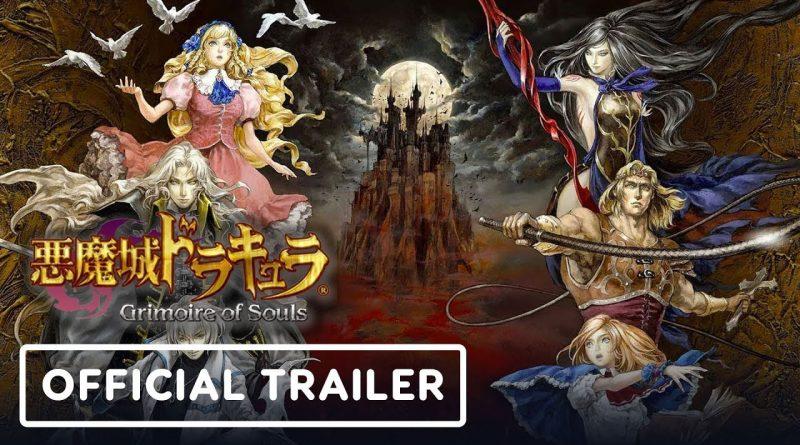 Presentato al TGS 2019: Castelvania: Grimoire of Souls.