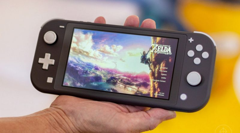 Nintendo Switch Lite : Recensione