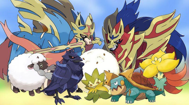 Nuove informazioni su Pokemon Spada e Scudo in arrivo domani.