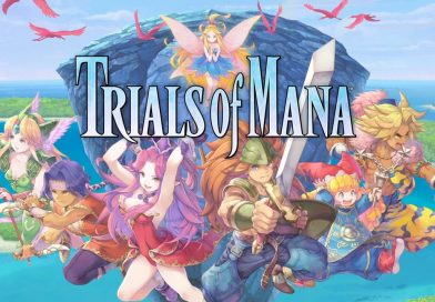 Trials of Mana TGS 2019.