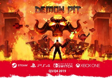 Demon Pit è un intenso sparatutto in stile arcade, in arrivo su Nintendo Switch , PS4 e Xbox One.