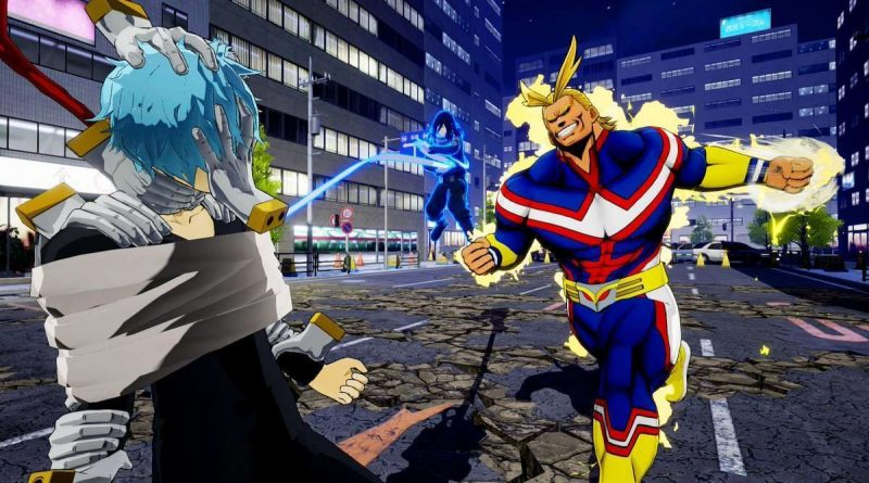 My Hero One's Justice 2, primo trailer giapponese.