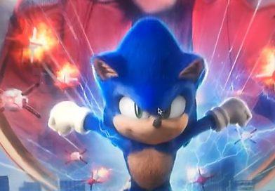 SonicMovie: il porcospino blu con un look tutto nuovo.