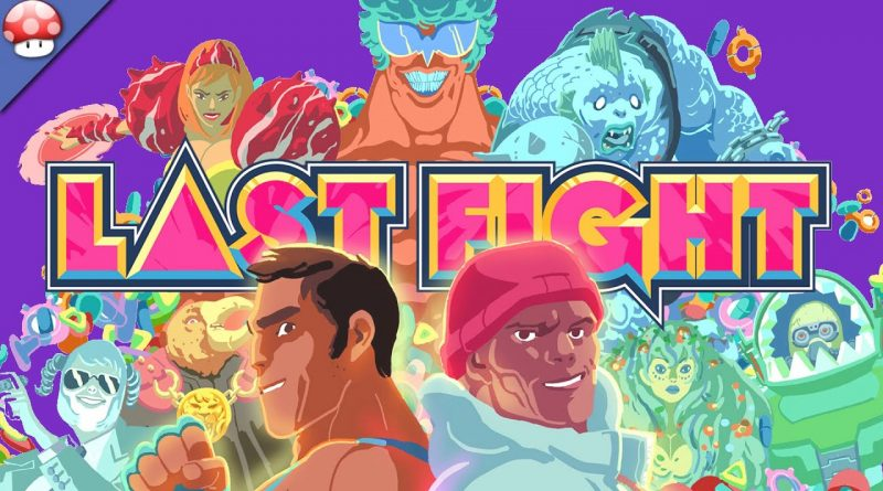 Lastfight, annunciato per Nintendo Switch.