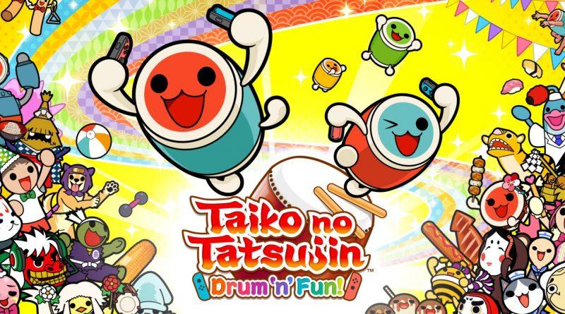 Nuovo DLC per Taiko no Tatsujin: Drum 'n' Fun