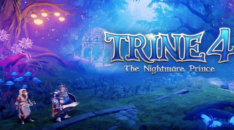 Trine 4 The Nightmare Prince – Recensione