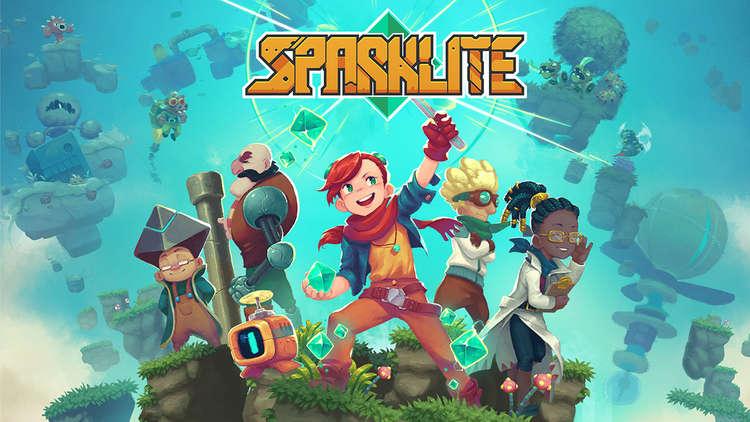 Sparklite: Roguelite di Red Blue Games-Recensione