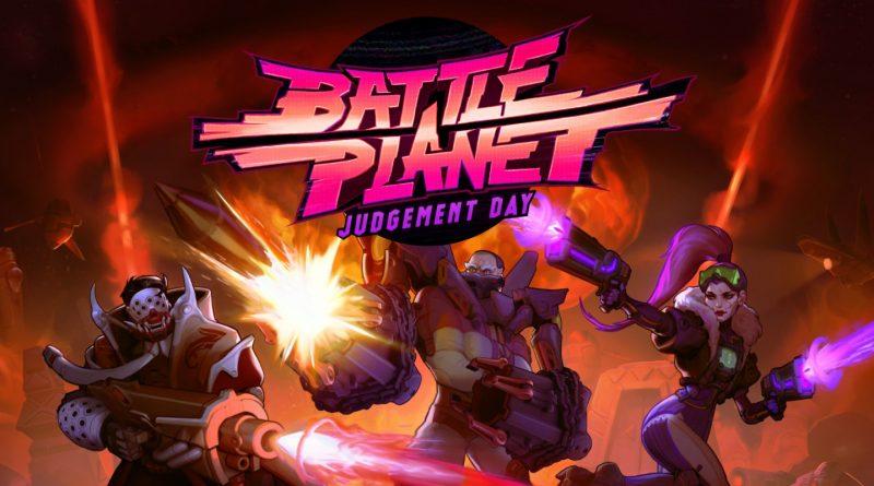 Battle Planet: Judgement Day – Recensione