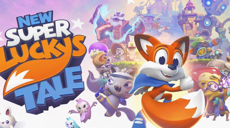 Recensione: New Super Luky's Tales
