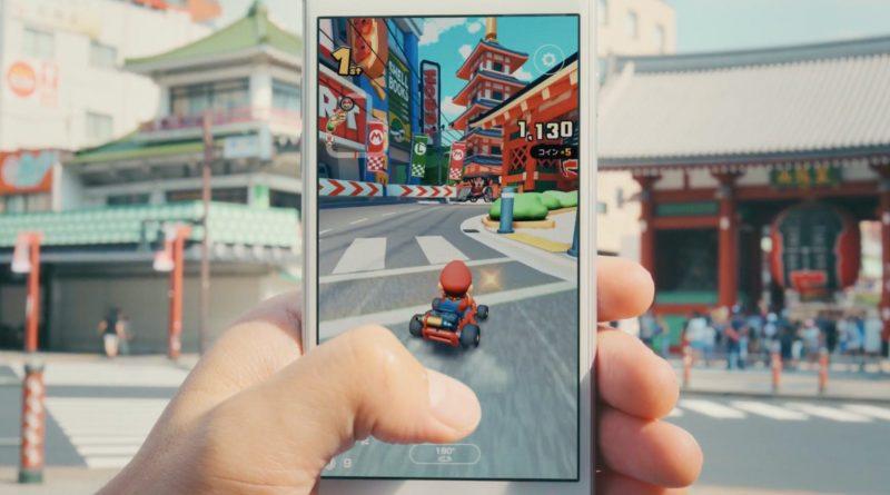 Mario Kart Tour si aggiorna: Nuovo tasto per sterzare