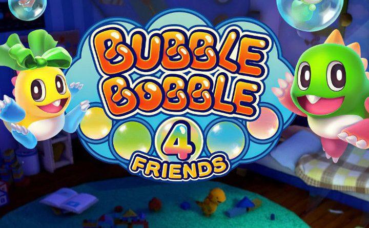 Bubble Bobble 4 Friends – Recensione