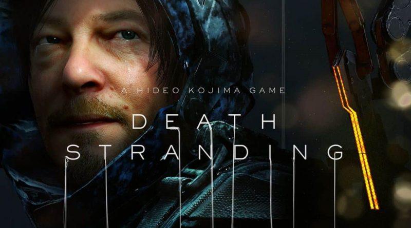 Death Stranding- Il corriere esposto al chiralium!