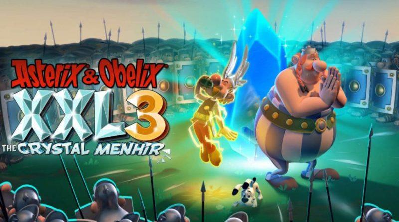 Asterix & Obelix XXL 3 – The Christal Menhir – Recensione