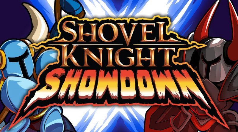 Shovel Knight Showdown: presentato il Black Knight
