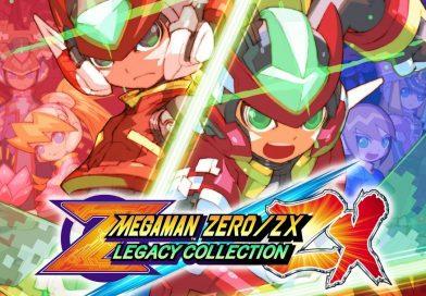 Mega Man Zero / ZX Legacy, in arrivo a febbraio 2020.