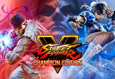Capcom annuncia Street Fighter V: Champion Edition.