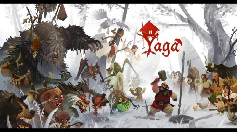 Yaga: The Roleplaying Folktale: Recensione