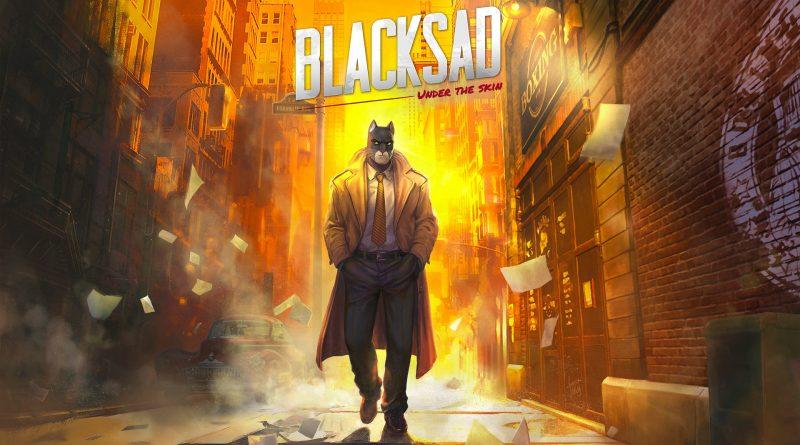 BLACKSAD UNDER THE SKIN: recensione