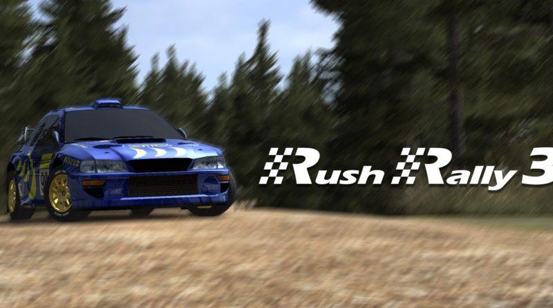 Rush Rally 3 – Recensione