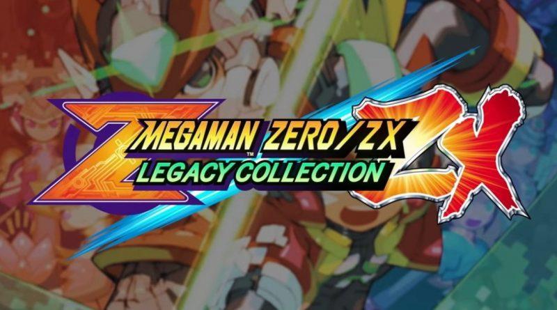 Mega Man Zero/ZX Legacy Collection: Novità in arrivo!