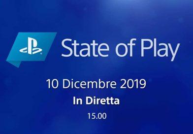 State of Play: confermato per il 10 dicembre.