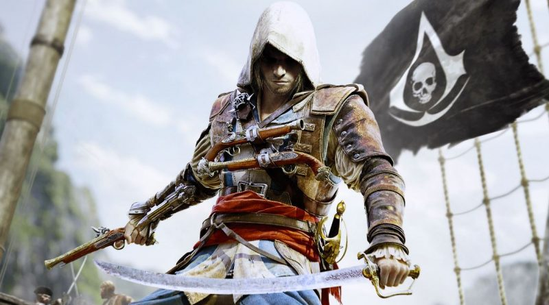 Assassin's Creed IV: Black Flag arriverà su Nintendo Switch domani.