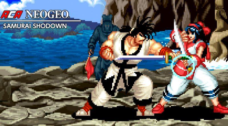 Samurai Showdown – I primi tre capitoli sotto sconto sull'eShop.