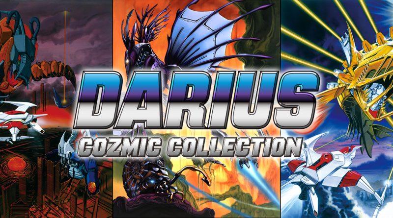 Darius Cozmic Collection in arrivo nel 2020.