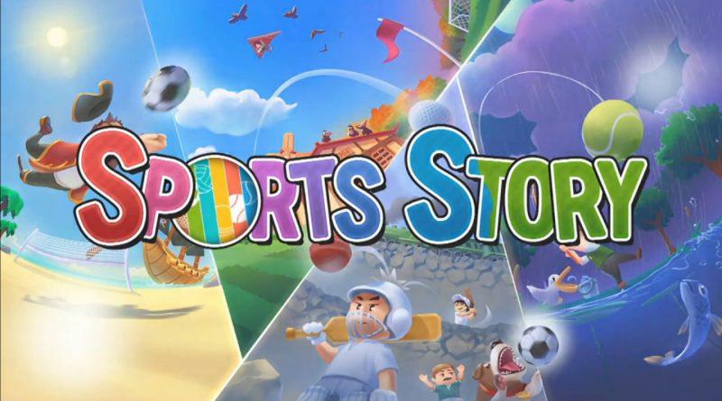 Sports Story: in esclusiva su Switch a metà 2020