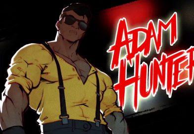 Adam Hunter e il suo ritorno in Streets of Rage 4