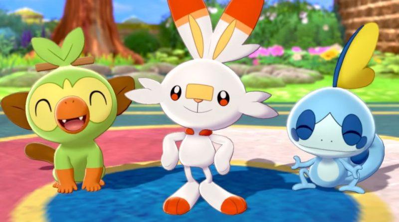 Pokemon Company contro i leaker di Spada/Scudo