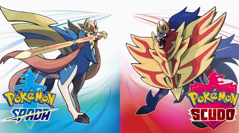 Pokémon SWOSHI registrate le migliori vendite a novembre nella storia del franchise negli USA